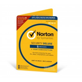 NORTONLIFELOCK NORTON SECURITY DELUX 1 LICENCE(S) (21357642) 2449982