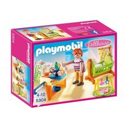 PLAYMOBIL CHAMBRE DE BEBE 5304