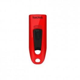 SANDISK SDCZ48-064G-U46R CLÉ USB 3.0 64 GO ROUGE
