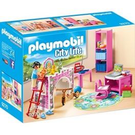 Playmobil City Life 9270 Fille coffret de figurines