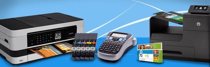Imprimantes Bureau